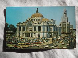 Mexico Place Of Fine Arts - Mexico