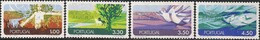 PORTUGAL - COMPLETE SET NATURAL RESOURCES 1971 - NEW NO GUM - Environment & Climate Protection