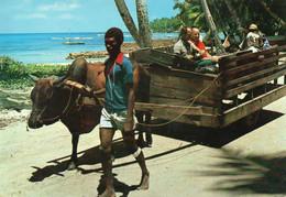 ~~ Seychelles - La Digue (beaux Timbres) - Seychelles