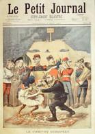 Petit Journal-1897-338-ALGERIE CAMBON GOUVERNEUR MAROC-CONCERT EUROPEEN - Le Petit Journal
