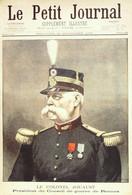 Petit Journal-1899-460-Col JOUAUST & BERTILLON CONSEIL De GUERRE RENNES - Le Petit Journal