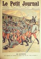Petit Journal-1912-1153-AUTRICHE SLAVES-TURQUIE CONSTANTINOPLE-CUGNOT INVENTEUR - Le Petit Journal