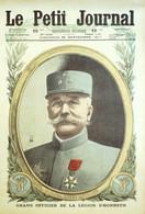 Petit Journal-1917-1397-BELGIQUE BRUXELLES PERVYSE-Gal DERIOLS FONCLARE-GUILLAUME II - Le Petit Journal