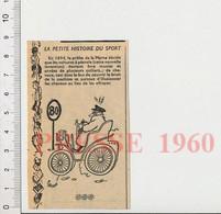 Humour 1960 Loi Sur Les Automobiles à Pétrole Préfet De La Marne Collier De Cheval Vieux Tacot à Identifier Auto 51H5 - Unclassified