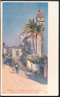 °°° 26713 - GREECE - CORFU - EGLISE Ste BARBARE POTAMO °°° - Greece