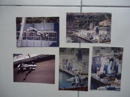 20 PHOTOS (amateur) GRAND PRIX FORMULE 1 MONACO 1997 : McLaren, Benetton, Ferrari, Stewart, Tyrrell, Jordan, ... - Cars