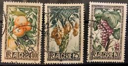 ALGERIA - (0)  - 1950 -  # 279/281 - Algeria (1962-...)