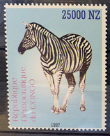 CONGO - MNH** - 1997 - Mint/hinged