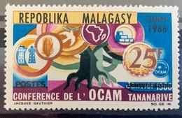 MADAGASCAR - MNH** - 1966 - # 424 - Madagascar (1960-...)