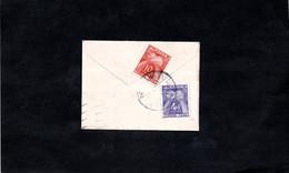 LAC 1955 - Taxes YT 84 & YT 86 Sur Mignonette Avec Cachet NEUFCHATEL EN BRAY Sur YT 883 - 1859-1955 Cartas