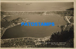 157581 BRAZIL BRASIL RIO DE JANEIRO LAGOON RODRIGUES DE FREITAS PHOTO NO POSTAL POSTCARD - Unclassified