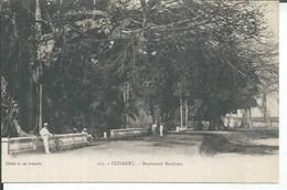 103 - CONAKRY - BOULEVARD MARITIME  ( Animées ) - French Guinea