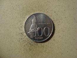 MONNAIE INDONESIE 100 RUPIAH 1999 - Indonesia