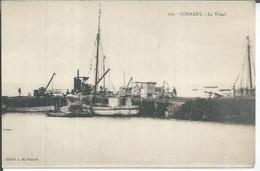 101 - CONAKRY - LE WHART  ( Animées ) - French Guinea