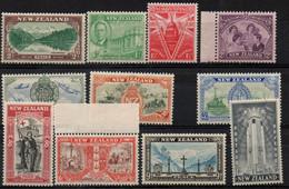 NOUVELLE ZELANDE 1946 ** - Unused Stamps