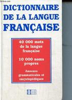 Dictionnaire De La Langue Française - Maurin Mireille & Collectif - 1995 - Dictionaries