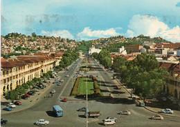 ~~ Tananarive - Perspective De L ' Avenue De L ' Indépendance - Madagascar