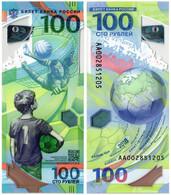 RUSSIA 100 RUBLES 2018 P 280 - UNC - Russia