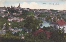 AK Tábor - Celkovy Pohled - 1915 (55548) - Czech Republic