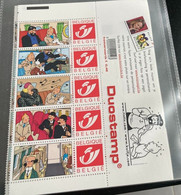 Tintin Kuifje Tim Hergé Strip BD Comic Cartoon MNH !!! - Private Stamps