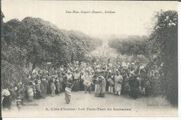 4 - LES TAM-TAM DU RAMADAN  ( Animées ) - Ivory Coast