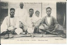 10 - KOUG - FILS D'UN CHEF  ( BON PLAN ) - Ivory Coast