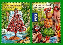 Australien Christmas Island 2015 , Christmas / Weihnachten / Noel - CTO Gestempelt / Fine Used / (o) - Christmas Island