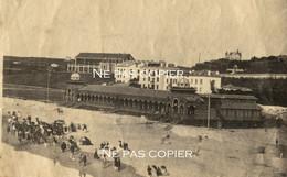 BIARRITZ Vers 1855-1860 Le Bord De Mer Pyrénées-Atlantiques RARE ! - Places
