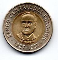 Equateur - 500 Sucres 1997 SUP - Ecuador