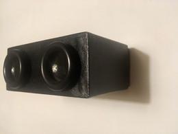 BRUGUIÈRE VISIONNEUSE STÉRÉOSCOPIQUE POUR STÉRÉOFILM OU VUE 45X107 - Stereoscopes - Side-by-side Viewers