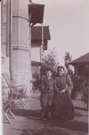 Photo De Particulier Neuchâtel Willy Grossman Et Mme Grossmann Cecile Au Cottage Du Lac  Neuchâtel  Réf 4060 - Unclassified