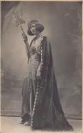 """2072"""" FOTO-CARTOLINA .COSTUME DA SCENA  PESARO 1923"""" - Anonymous Persons"""