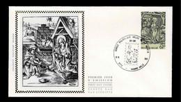 FDC Zijde : Nr 2030:  Stempel: 5990 Hamme - Mille - 1981-90