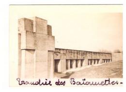 TRANCHEES DES BAIONNETTES  31 MARS 1935 - War, Military