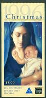 Australia 1996 MiNr. 1609  Australien CHRISTMAS Religions Christianity Booklet 20v MNH ** 40.00 € - Mint Stamps