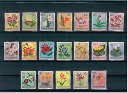1953 - Les Fleurs Multicolores. - 1948-61: Nuovi