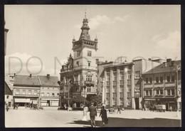 NACHOD - Namesti Velke Rijnove Socialisticke Revoluce - Czech Republic