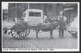 2001  --  LIEGE  TRIPIER FACE A LA GARE DU PALAIS VERS 1945 1950 . 3V339 - Unclassified