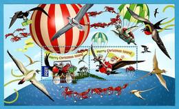 Australien / Christmas Island 2013 Mi.Nr. 769 / 770 , Christmas / Weihnachten / Noel - Sheet - Postfrisch / MNH / (**) - Christmas Island