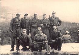 """2074"""" FOTO-GRUPPO AVIERI  AL POLIGONO -ALBENGA 1958"""" - War, Military"""