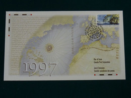 Canada-Italy 1997 Journey Of John Cabot FDC VF - 1991-2000