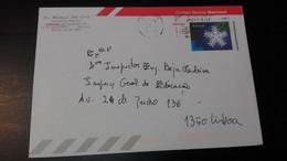 Portugal - Carta Inteira Circulada - Covers & Documents
