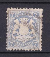 Bayern - 1870 - Michel Nr. 25 Y A - Geprüft - Gestempelt - Bayern