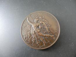 Medaille Sapeur Pompiers - J.C. Chaplain - Unclassified