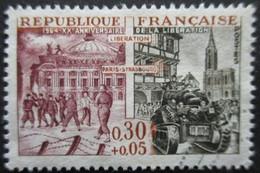 FRANCE N°1410 Oblitéré - Gebruikt