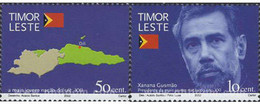 Ref. 645075 * MNH * - TIMOR. 2002. PRESIDENT . PRESIDENTE - Timor