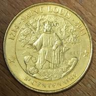 30 AIGUES-MORTES SAINT-LOUIS 9 CENTENAIRE 2009 MEDAILLES ET PATRIMOINE JETON TOURISTIQUE MEDALS COINS TOKENS - Other