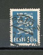ESTONIE - DIVERS - N° Yvert 102 Obli. - Estonia