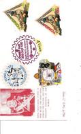 Scoutisme ( Carte FDC De Tonga De 1980 à Voir) - Brieven En Documenten