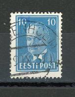 ESTONIE - DIVERS - N° Yvert 141 Obli. - Estonia